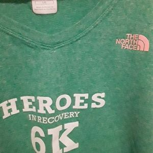 The North Face  Heroes In Recovery 6K Tee